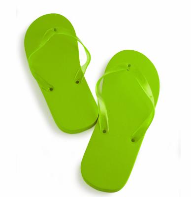 Chancla verde