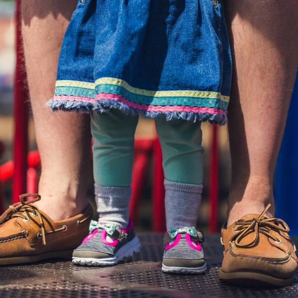 Colorshoes kids